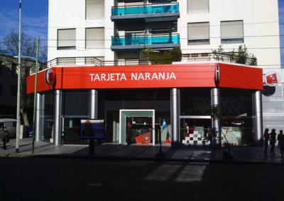 Tarjeta Naranja Avellaneda