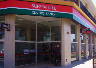 Banco Supervielle Jose C Paz